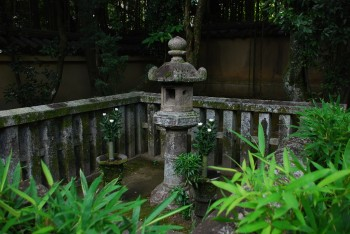 ガラシャの墓
