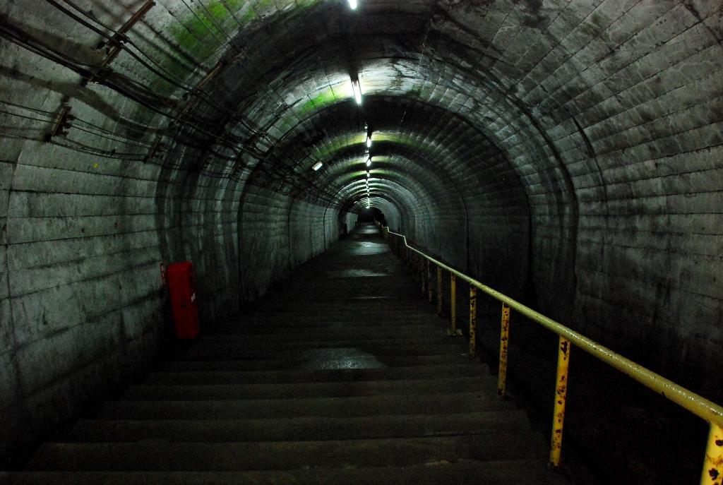 最初の階段