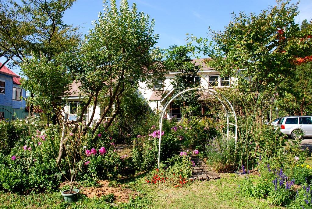 プモリの庭